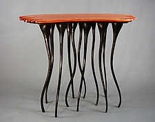 Unity by Bill Palmer (Wood Console Table)