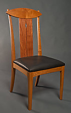 Lyra Chair by David Kellum (Wood Chair)
