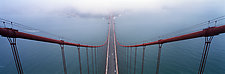 Golden Gate Bridge by Terry Thompson (Color Photograph)