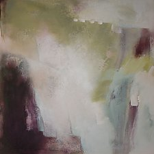 Going with the Flow by Jan Jahnke (Acrylic Painting)