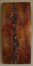 Bejeweled by Patty Carmody Smith (Art Glass Mosaic)