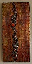 Bejeweled by Patty Carmody Smith (Art Glass Mosaic)