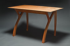 Major Desk by David Kellum (Wood Desk)