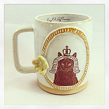 The Royal Collection - The Prince by Chris Hudson and Shelly  Hail (Ceramic Mug)