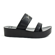 Carly Platform Slide by Calleen Cordero  (Leather Sandal)