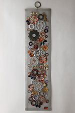 Supernova by Frances Solar (Metal Wall Sculpture)