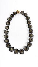 Spangles Necklace by Priya Himatsingka (Gold & Silver Necklace)