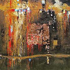 Levitation by LeslieAnn Butler (Acrylic Painting)