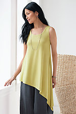 Mediterranean Tunic by Lisa Bayne  (Knit Tank)