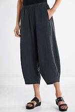Linen Barefoot Pant by Lisa Bayne  (Woven Pant)