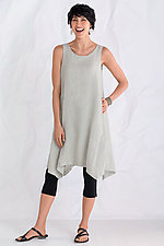 Linen Handkerchief Dress by Lisa Bayne  (Linen Dress)