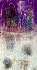 Violaceous by Amy Longcope (Acrylic Painting)