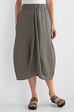 Balloon Skirt by Planet   (Linen Skirt)