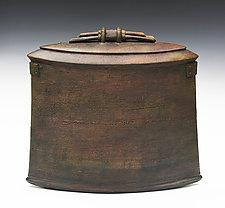Burma 1917 by Ronald Artman (Ceramic Sculpture)