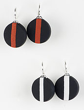 Kate Earring Set by Klara Borbas (Polymer Clay Earrings)