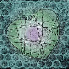 Verdant Heart by Penny Feder (Giclee Print)