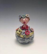Esperanza by Lilia Venier (Ceramic Vessel)