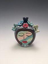 Primas by Lilia Venier (Ceramic Vase)