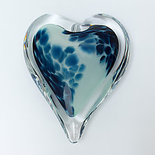 Before the Storm by April Wagner (Art Glass Paperweight)
