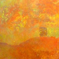 Aries by Charla Elizabeth (Giclee Print)