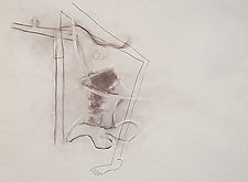 Vertebrae by Nedra DiFilippo (Pigment Print)