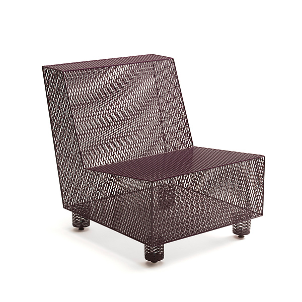 Awe Inspiring Chair No 35 In Plum Ncnpc Chair Design For Home Ncnpcorg