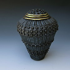 Amphora Nevelson by Candone Wharton (Ceramic Box)