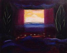Last Show by Heidi Daub (Acrylic Painting)