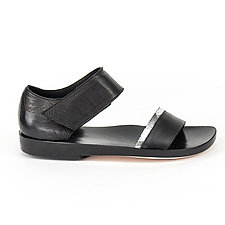 Kia Sandal (Size 9.5) by Calleen Cordero  (Leather Shoe)