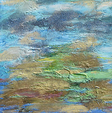 Scape XX by Stephen Yates (Acrylic Painting)