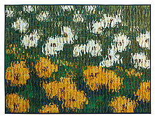 Flower Field by Tim Harding (Fiber Wall Hanging)