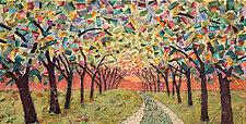 Woodland Walk by Penny Feder (Giclee Print)