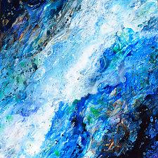 Falls X by Stephen Yates (Acrylic Painting)