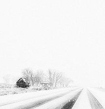 Utah by Lori Pond (Black & White Photograph)
