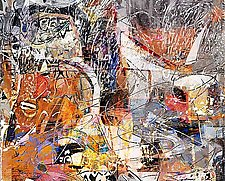 Untitled No. 3933 by Mark Johnson (Giclee Print)