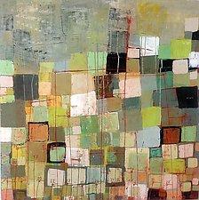 Quatrato by Barbara Gilhooly (Acrylic Painting)