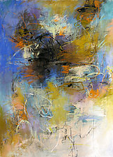 Above It All by Debora  Stewart (Pastel Painting)