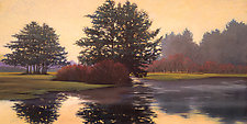 Hawk Creek by Allan Stephenson (Giclee Print)