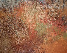 Dance of the Dragonflies by Jan Jahnke (Serigraph Print)