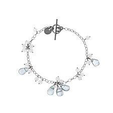 Kailani Bracelet by Michelle Pajak-Reynolds (Silver & Stone Bracelet)