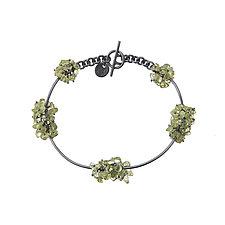 Talulah Bracelet by Michelle Pajak-Reynolds (Silver & Stone Bracelet)