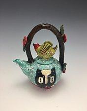 Yummy by Lilia Venier (Ceramic Teapot)