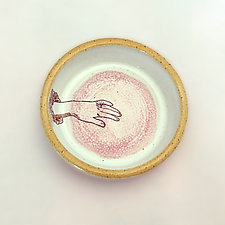 For Bling & Things Ring Dish II by Chris Hudson and Shelly  Hail (Ceramic Dish)