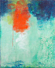 Open Space 1 by Katherine Greene (Acrylic Painting)