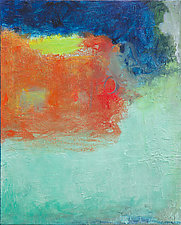Open Space 2 by Katherine Greene (Acrylic Painting)