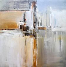 Descending Movement by Nicholas Foschi (Acrylic Painting)