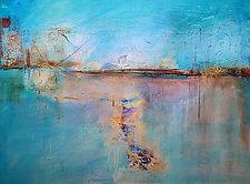 Calmness by Nicholas Foschi (Acrylic Painting)