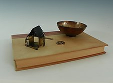 Home by Mary Ann Owen and Malcolm  Owen (Mixed-Media Box)