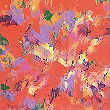 Spring Fling by Cassandra Tondro (Acrylic Painting)