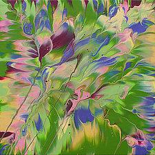 Emergence by Cassandra Tondro (Acrylic Painting)